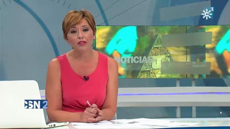 Cortijo el Puerto en Canal Sur Noticias: Lucha biológica natural
