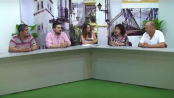 «Importancia de la Imagen corporativa» en Tiempo de Tertulia de Telecable Lora.