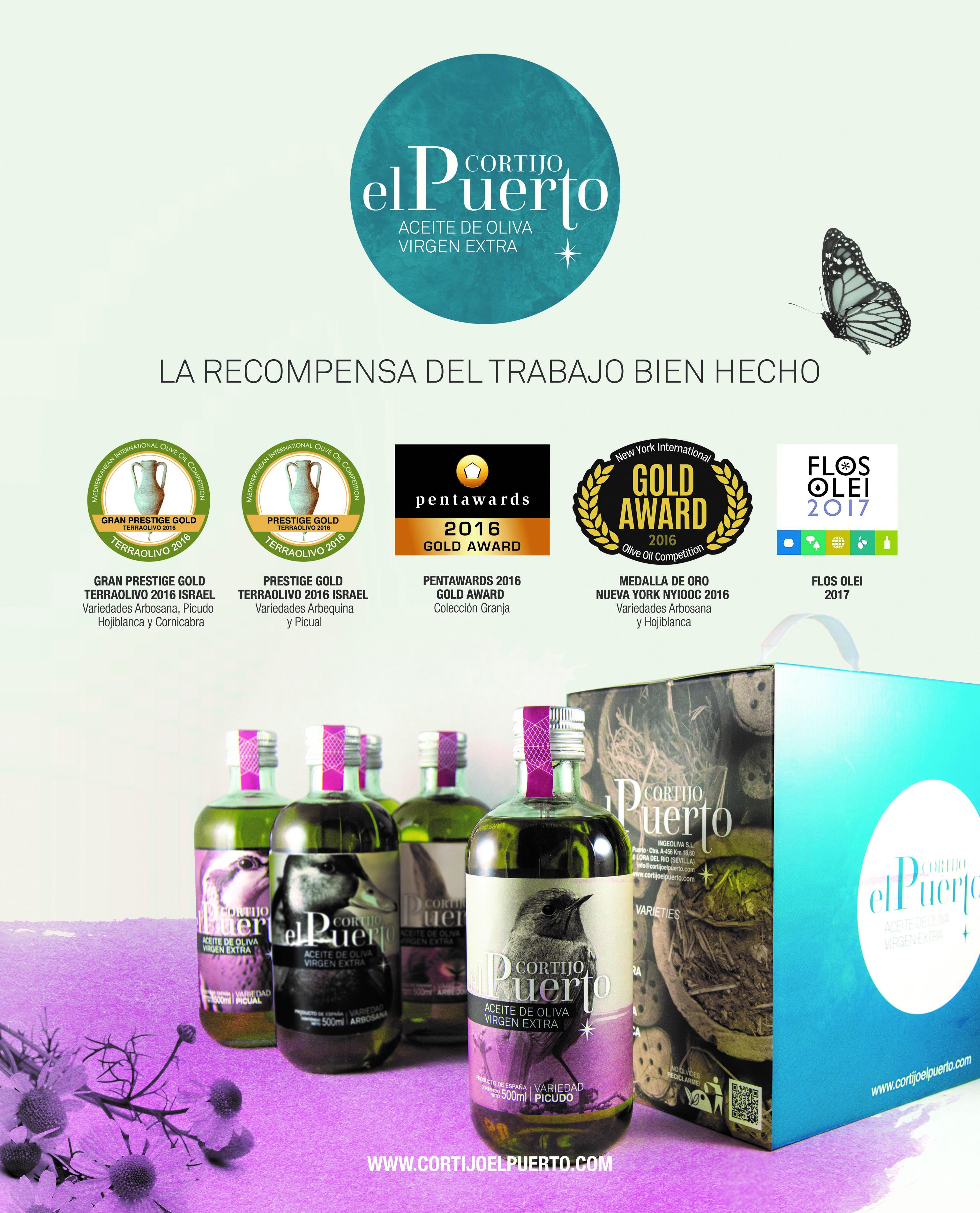 Premios Cortijo el Puerto