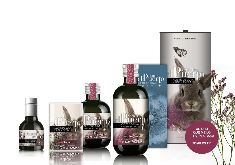 Aceite de oliva virgen extra ecologico biodinamico cortijo el puerto arbequina