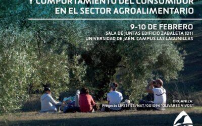 Seminario sobre Biodiversidad y comportamiento del consumidor del Proyecto LIFE Olivares Vivos.
