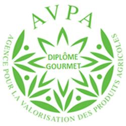 AVPA 2017 Cortijo el Puerto Oliana, Diplôme Gourmet