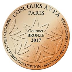 AVPA 2017 Cortijo el Puerto Koroneiki, Gourmet Bronze