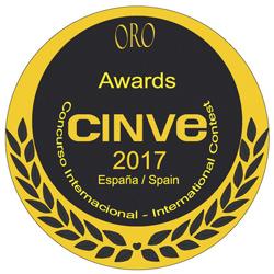 CINVE 2017 Cortijo el Puerto Picual, Medalla de Oro