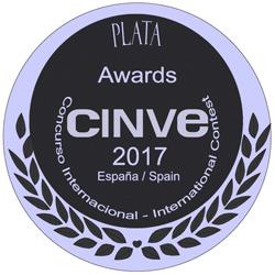 CINVE 2017 Cortijo el Puerto Arbequina, Medalla de Plata