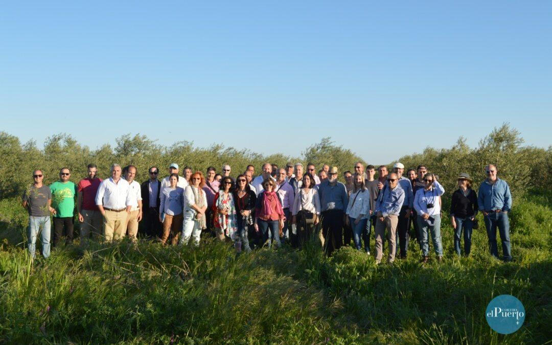 Aula Agroecológica sobre el Manejo de Cubiertas en Cultivos Leñosos. Biodiversidad y Fauna Auxiliar.
