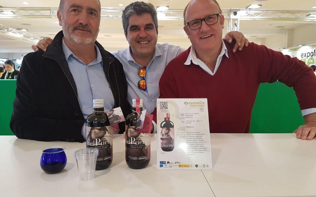 Cortijo el Puerto presente en Expoliva 2017