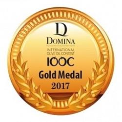 DOMINA IOOC 2017 Cortijo el Puerto Picudo, Gold Medal