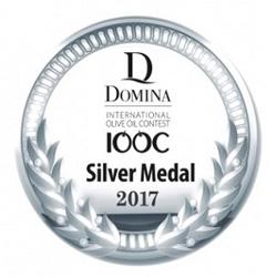 DOMINA IOOC 2017 Cortijo el Puerto Picual, Silver Medal