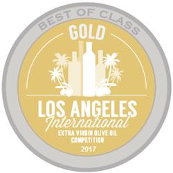 LOS ÁNGELES 2017 Cortijo el Puerto Arbosana, Best of Class