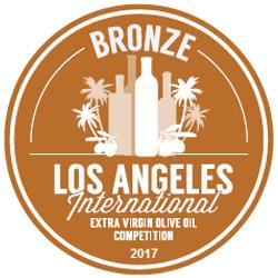 LOS ÁNGELES 2017 Cortijo el Puerto Oliana, Bronze Medal