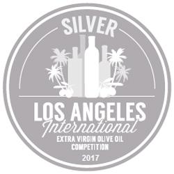 LOS ÁNGELES 2017 Cortijo el Puerto Picudo, Silver Medal