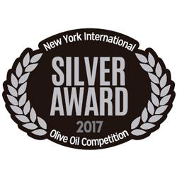 NYIOOC 2017 Cortijo el Puerto Oliana, Silver Medal