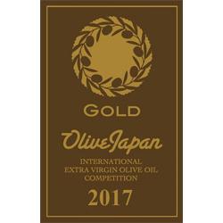 OLIVE JAPAN 2017 Cortijo el Puerto Picudo, Gold Medal