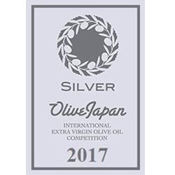 OLIVE JAPAN 2017 Cortijo el Puerto Oliana, Silver Medal
