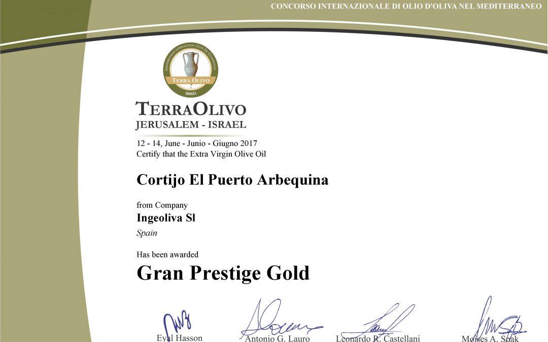 Una Colección de Oro en TERRAOLIVO 2017