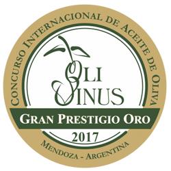 OLIVINUS 2017 Cortijo el Puerto Picudo, Gran Prestigio Oro