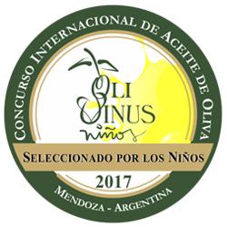 OLIVINUS 2017 Cortijo el Puerto Picudo, Seleccionado por los Niños