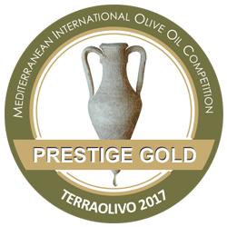 TERRAOLIVO 2017 Cortijo el Puerto Arbosana, Prestige Gold