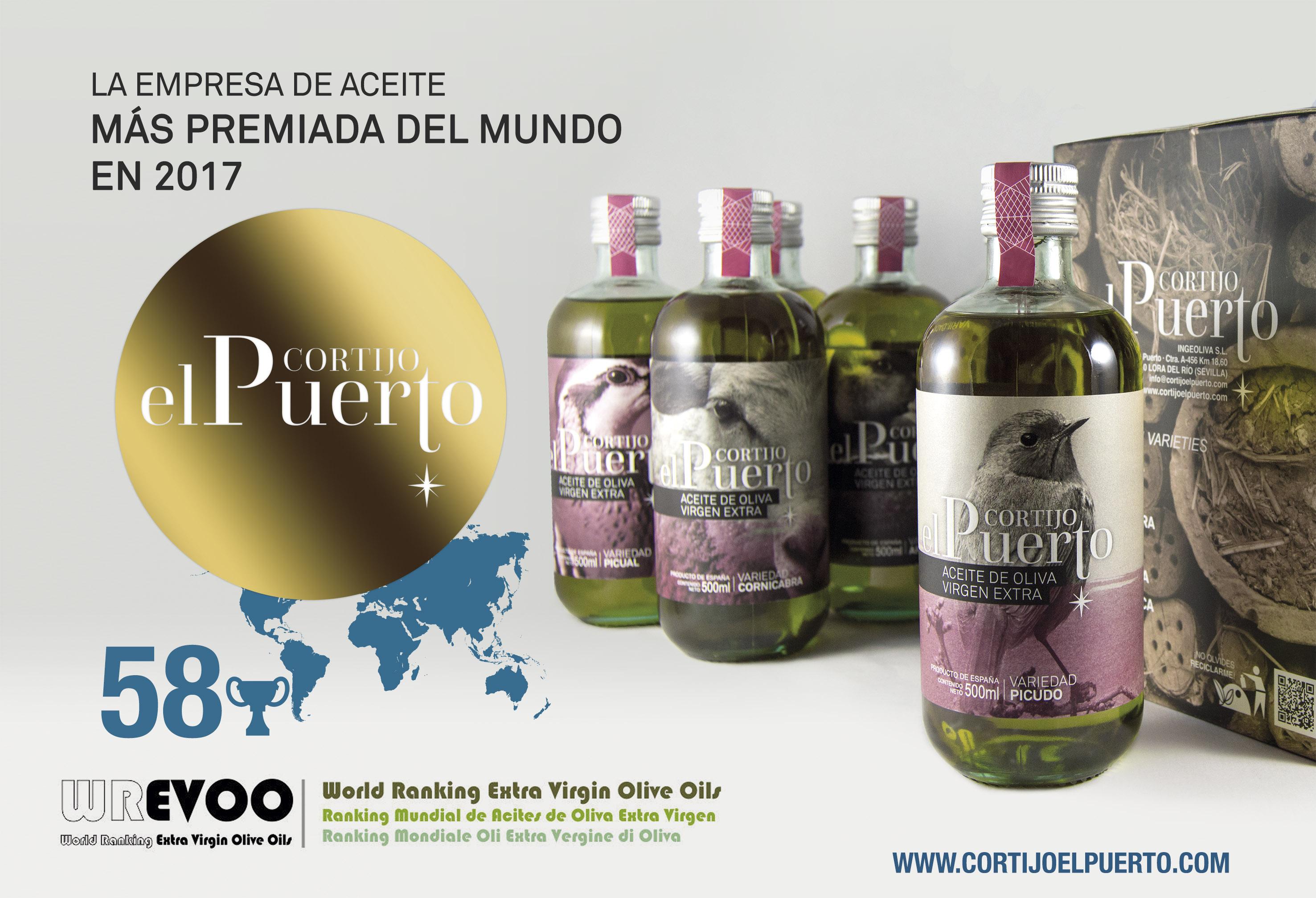 ABC: La empresa de aceites más premiada del mundo es sevillana