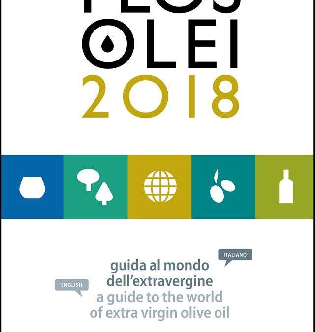 Los AOVE de Cortijo el Puerto en la guía Flos Olei 2018