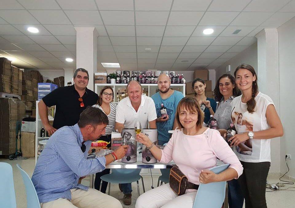 Cortijo el Puerto recibe a la Chef Estrella Michelin, María José San Román (Monastrell, Alicante)