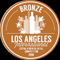 LOS ÁNGELES 2018 Cortijo el Puerto Picual, Bronze Medal