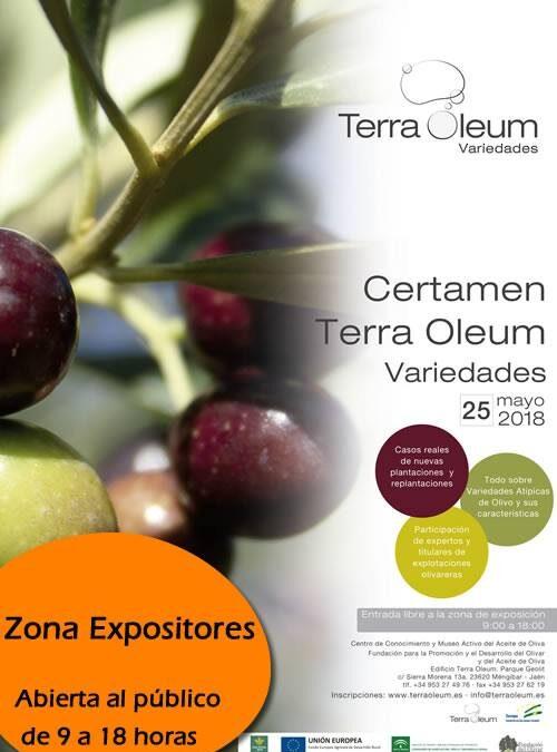 Jornada sobre variedades atípicas de olivo en Terra Oleum