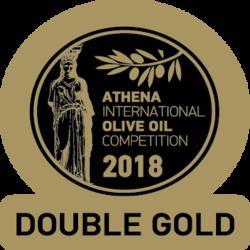 ATHIOOC 2018 Cortijo el Puerto Picual, Double Gold Medal