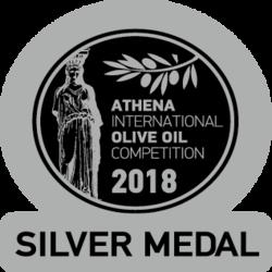 ATHIOOC 2018 Cortijo el Puerto Arbosana, Silver Medal