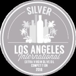 LOS ÁNGELES 2018 Cortijo el Puerto Arbequina, Silver Medal