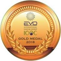 EVO IOOC 2018, Cortijo el Puerto Arbequina, Gold Medal