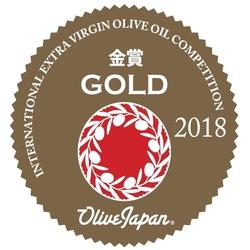 Olive Japan 2018 Cortijo el Puerto Hojiblanca Ecológica, Oro