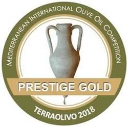 TERRAOLIVO 2018 Cortijo el Puerto Picudo, Prestige Gold
