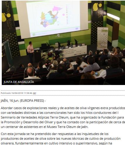 http://www.europapress.es/esandalucia/jaen/noticia-museo-terra-oleum-jaen-aborda-seminario-posibilidades-aceites-oliva-producidos-variedades-atipicas-20180616115846.html