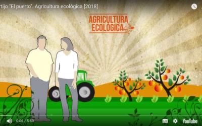Cortijo el Puerto: Ecología e Innovación en el canal de YouTube de la Consejería de Agricultura, Pesca y Desarrollo Rural