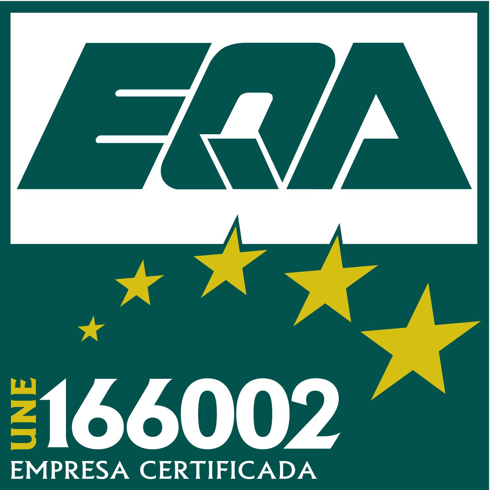 UNE166002 innovative SME
