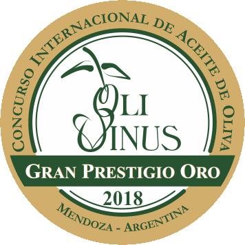 OLIVINUS 2018 Cortijo el Puerto Koroneiki, Gran Prestigio Oro