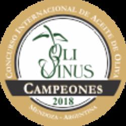 OLIVINUS 2018 Cortijo el Puerto Arbosana, TOP 20 CAMPEONES