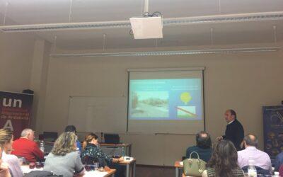 El Proyecto Ecológico y los AOVE de Cortijo el Puerto, en la UNIA