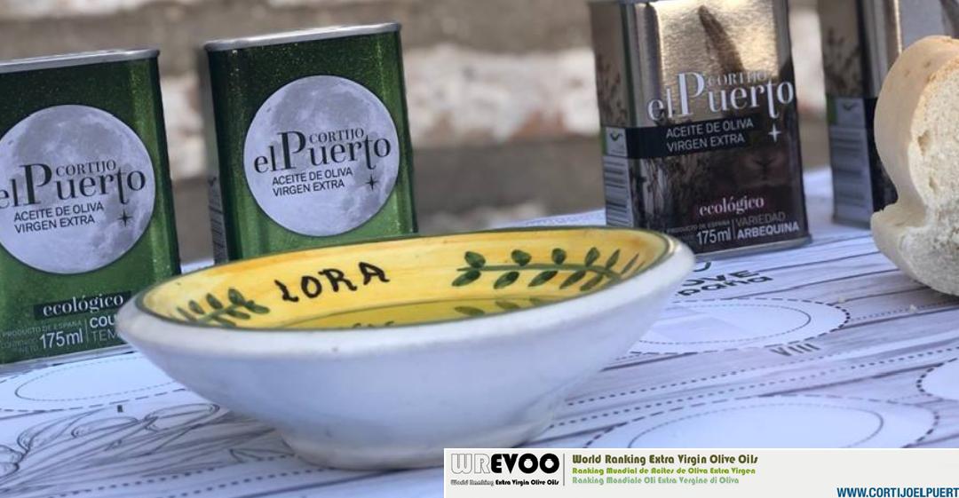 IngeOliva (Cortijo el Puerto) 2ª posición a nivel mundial entre los productores de AOVE