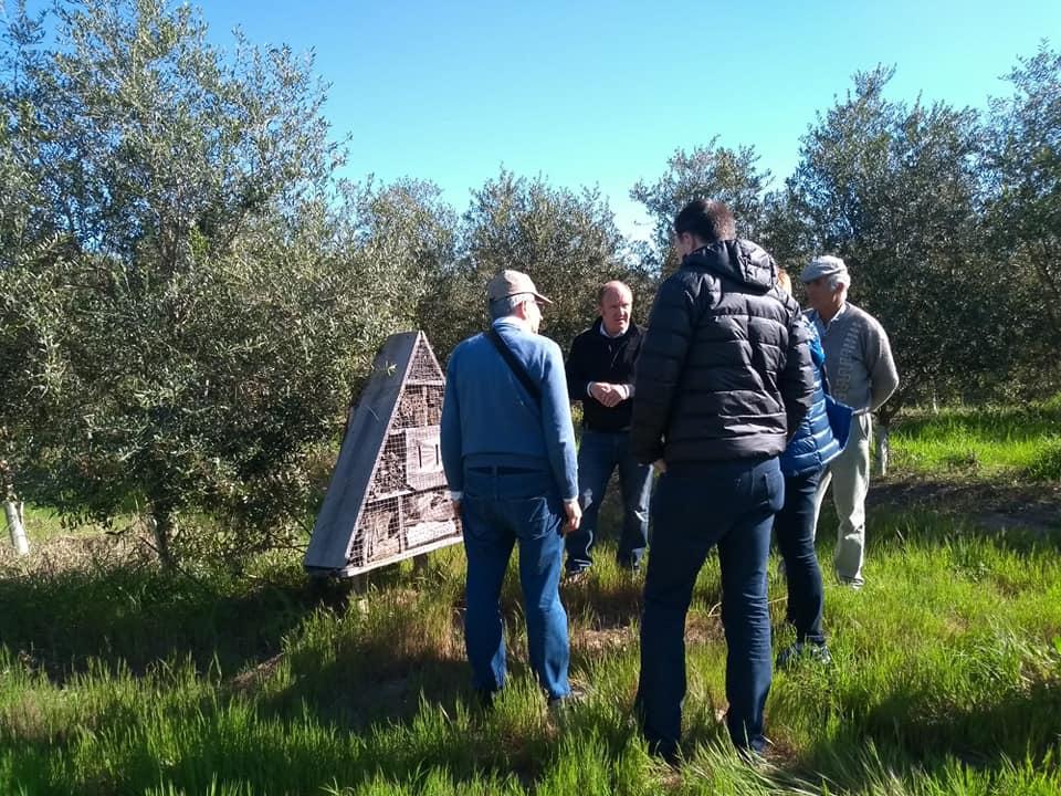 BioFach Team at Cortijo el Puerto Organic Farm