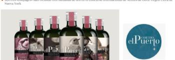 ABC: Nuevo reconocimiento internacional para los aceites ecológicos de la empresa loreña Cortijo El Puerto
