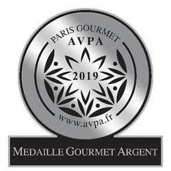AVPA París 2019, Cortijo el Puerto Oliana, Gourmet Argent