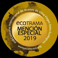 ECOTRAMA 2019 Cortijo el Puerto Coupage Envero, Mención Especial