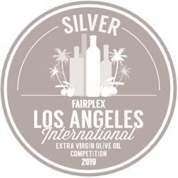 LOS ÁNGELES 2019 Cortijo el Puerto, Coupage Maduro Organic, Silver Medal