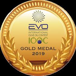 EVO IOOC 2019, Cortijo el Puerto Coupage Temprano, Gold Medal