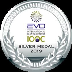 EVO IOOC 2019, Cortijo el Puerto Arbequina, Silver Medal