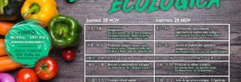 Jornadas Lora Ecológica 28-29 noviembre