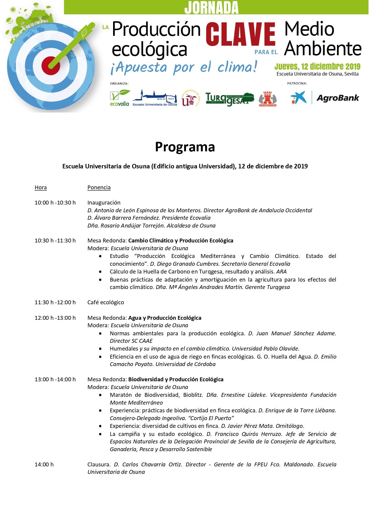 Programa_Jornadas apuesta por clima_prod.ecologica